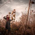 Dark mori duister stoer portret fotografie fotograaf vervallen locatie vergane glorie Ruwmantisch Dingelientje fantasy fotoshoot foto's professioneel alternatief cosplay fairytale urbex ruw