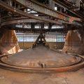 verlaten ruw rauw urbex vervallen www.ruwmantisch.nl ruwmantisch portret portretten portretfoto's fotografie fotosessie fotoshoot roest industrie kolenmijn