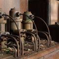 verlaten ruw rauw urbex vervallen www.ruwmantisch.nl ruwmantisch portret portretten portretfoto's fotografie fotosessie fotoshoot roest industrie energiecentrale generator