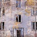 verlaten ruw rauw urbex vervallen www.ruwmantisch.nl ruwmantisch portret portretten portretfoto's fotografie fotosessie fotoshoot roest mozaïek adelaar militaire basis soviet
