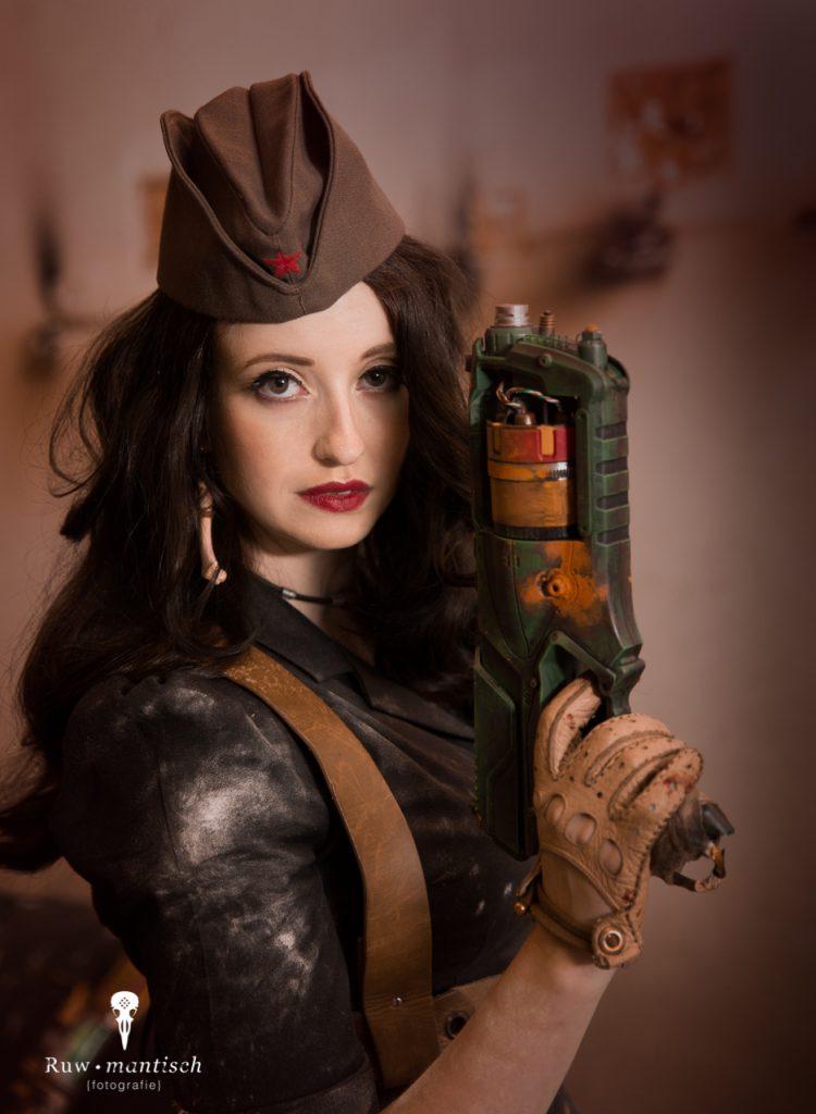 Madmax post apocalyptic fantasy scifi urbex steampunk vervallen industrieel stoer photoshoot fotografie portretten fallout Ruwmantisch