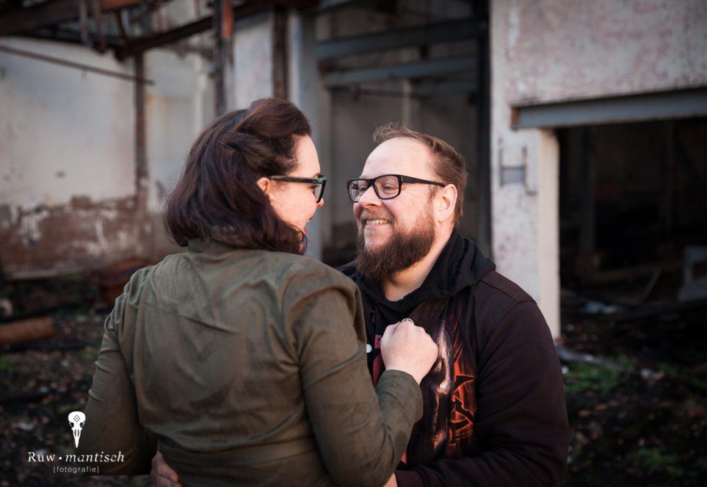 Ruwmantisch fotografie fotoshoot urban urban industriële loveshoot fotolocatie loveshoot stelletje huwelijksaanzoek verloving breda den bosch eindhoven