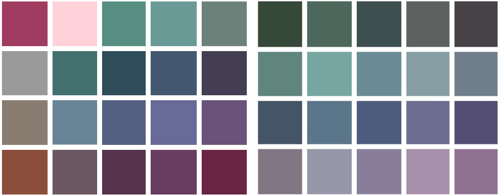 Tips kleuren fotoshoot kleding